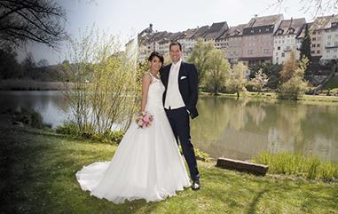 Andrea und Fabian